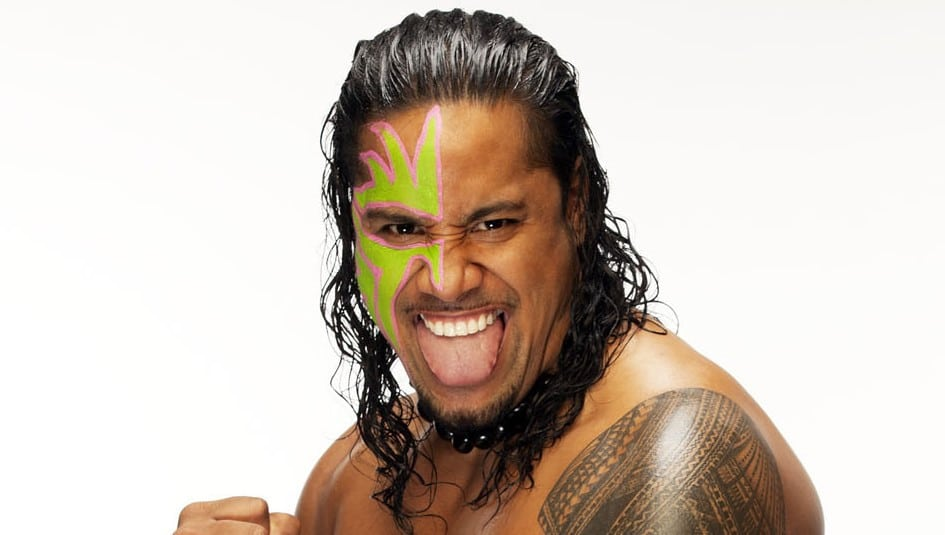 Jimmy Uso American Professional Wrestler