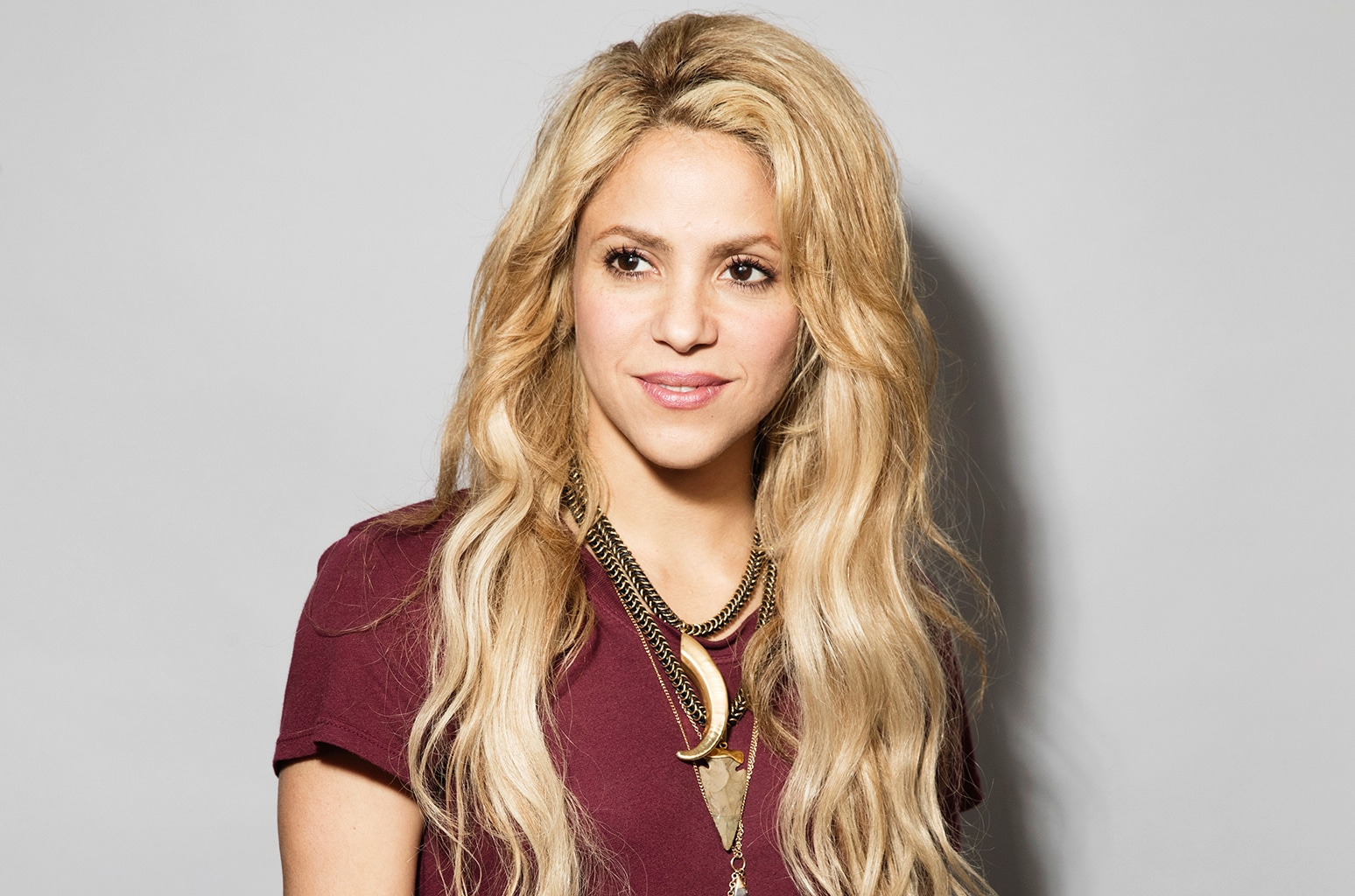 Shakira Colombian Singer, songwriter, Dancer, Record Producer, Enterpreneur