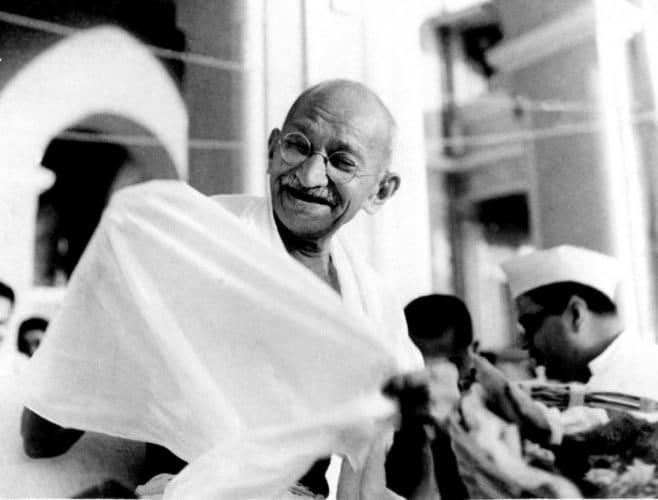 Mahatma Gandhi Indian  Politician