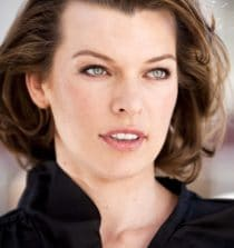 Milla Jovovich Actress