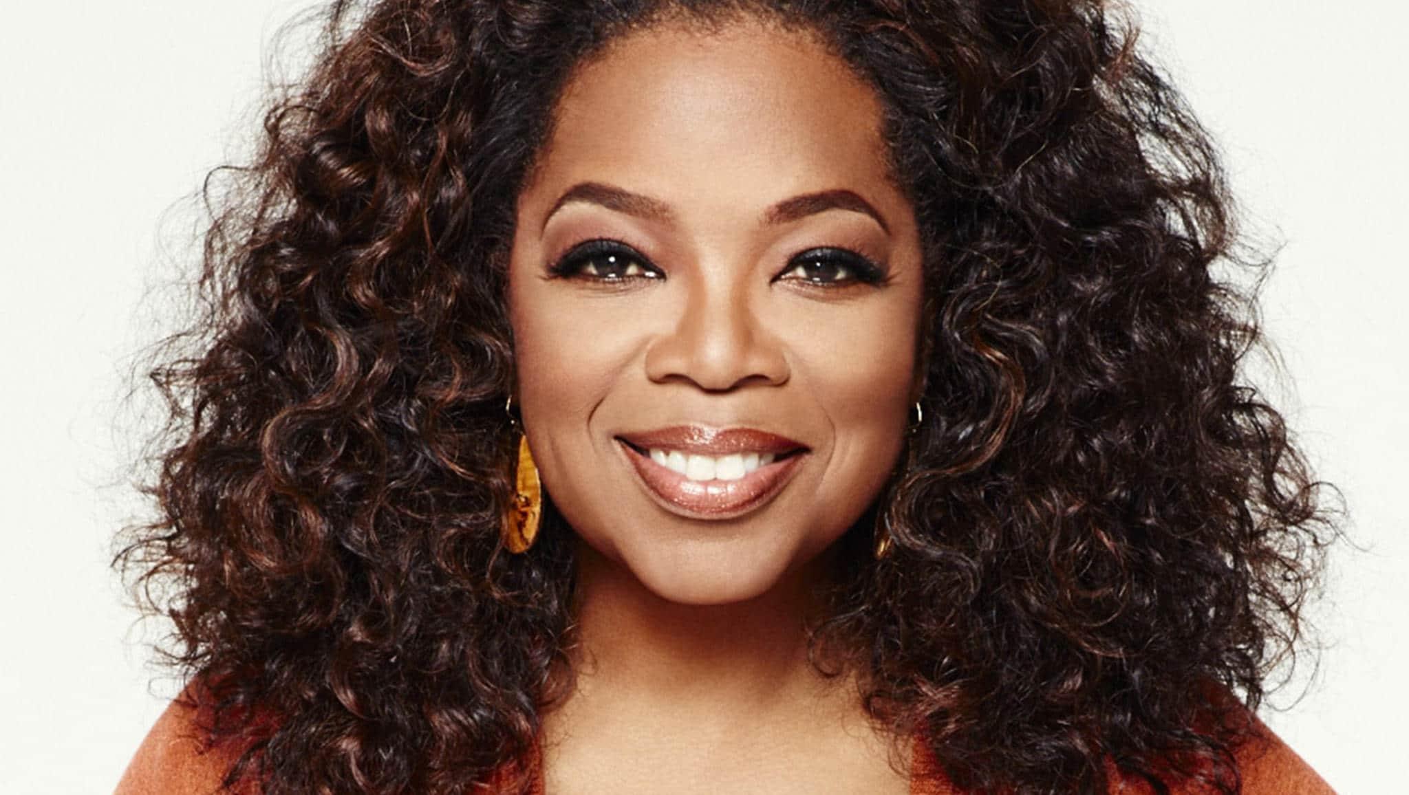 Oprah Winfrey  American Actress