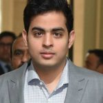 Akash Ambani Indian  Businessman