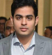 Akash Ambani Businessman