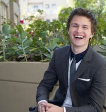 Ansel Elgort Actor