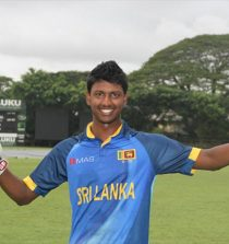 Avishka Fernando Cricket Player