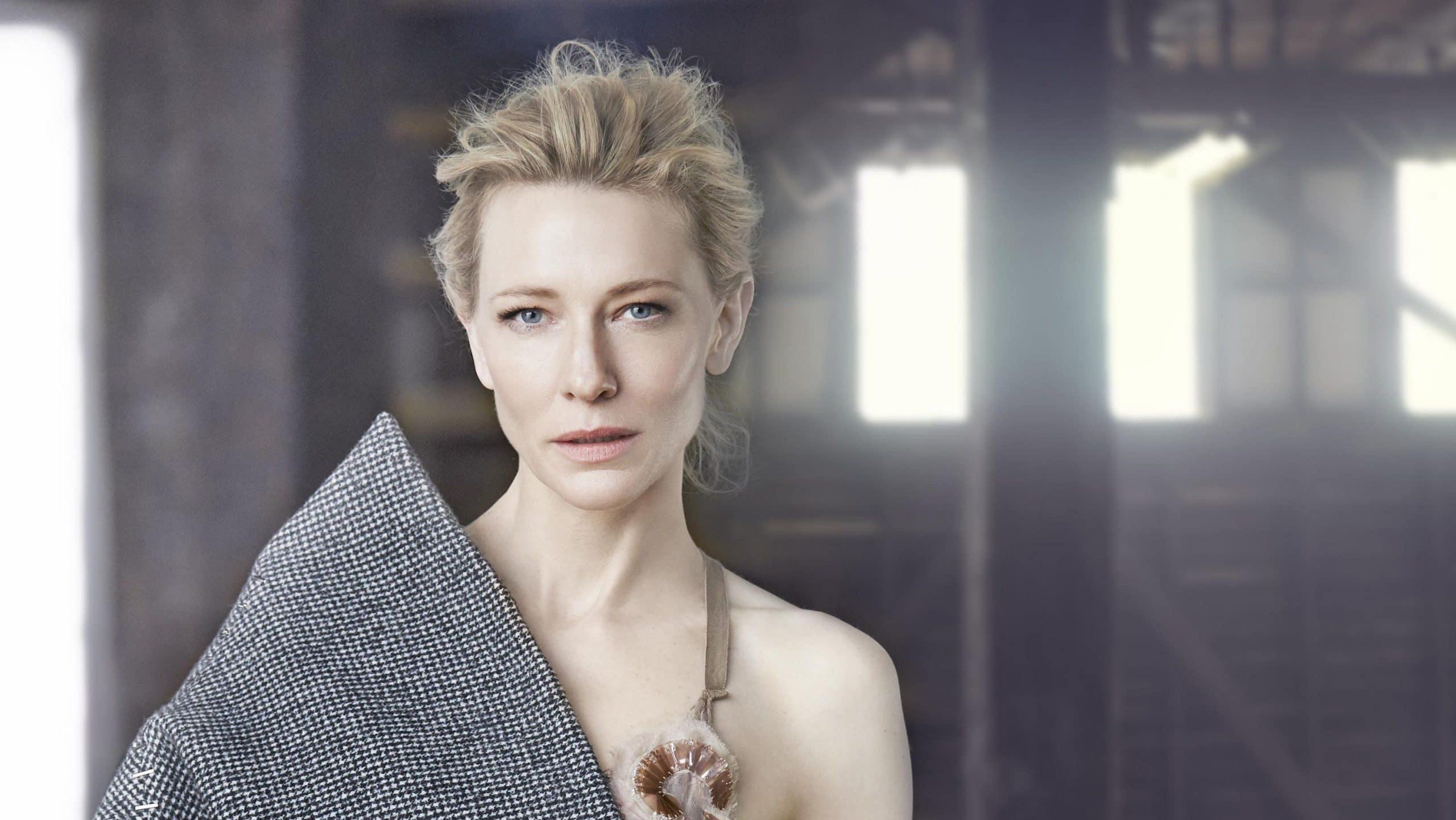 Cate Blanchett Australian Actress
