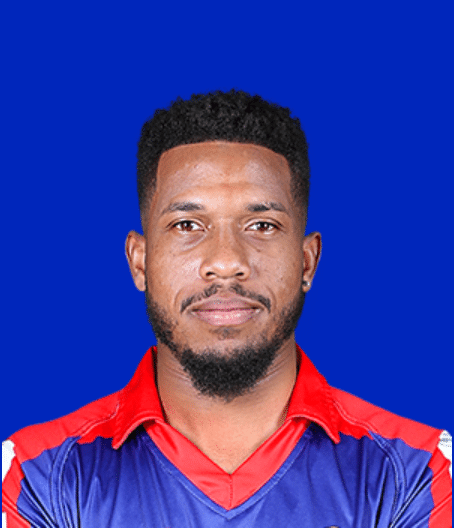 Chris Jordan Barbadian. English Cricketer