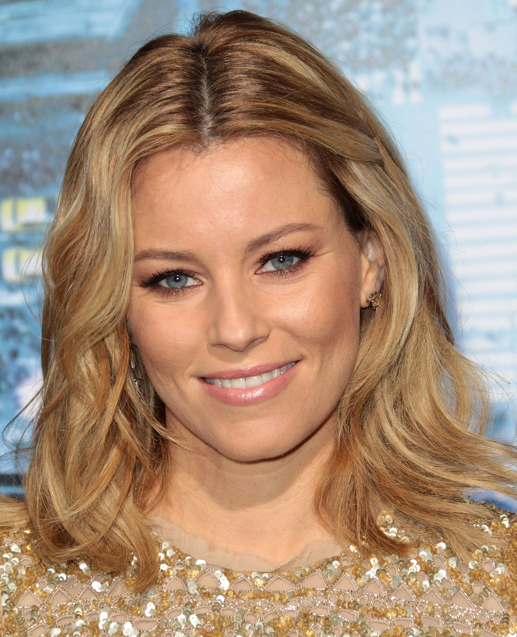 Elizabeth Banks smile