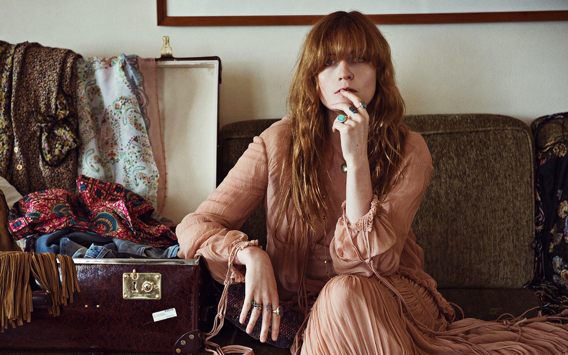 Florence Welch English Singer