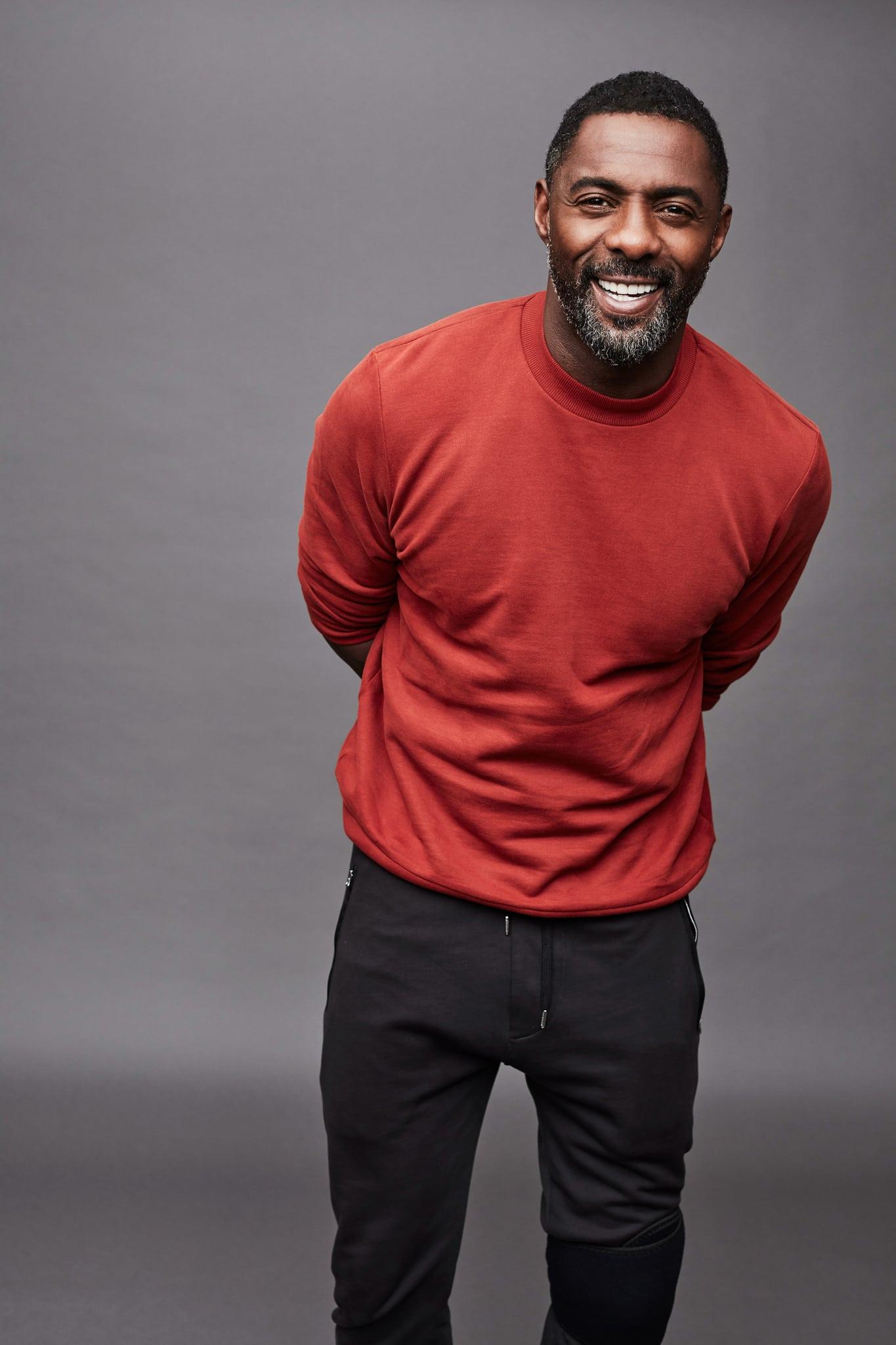 Idris Elba British Actor