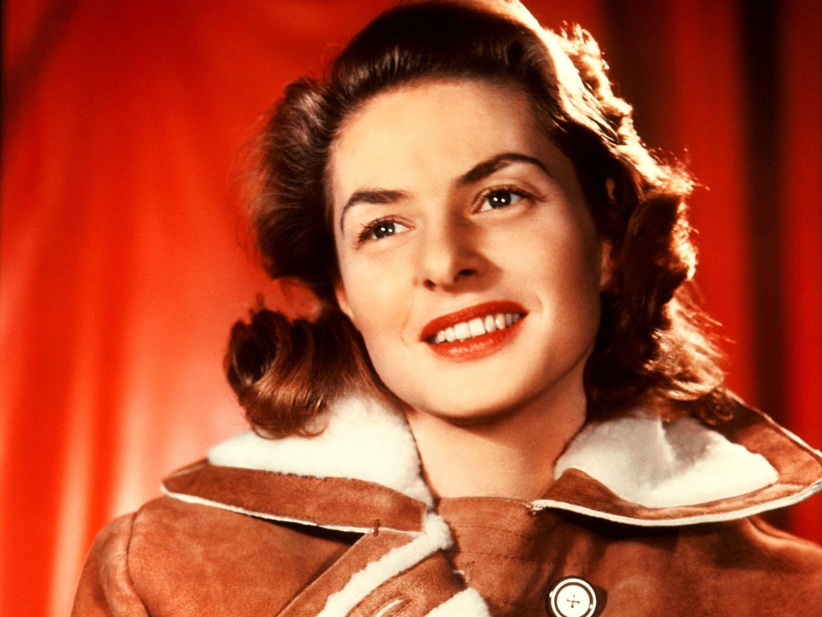 Ingrid Bergman Swedish Actress