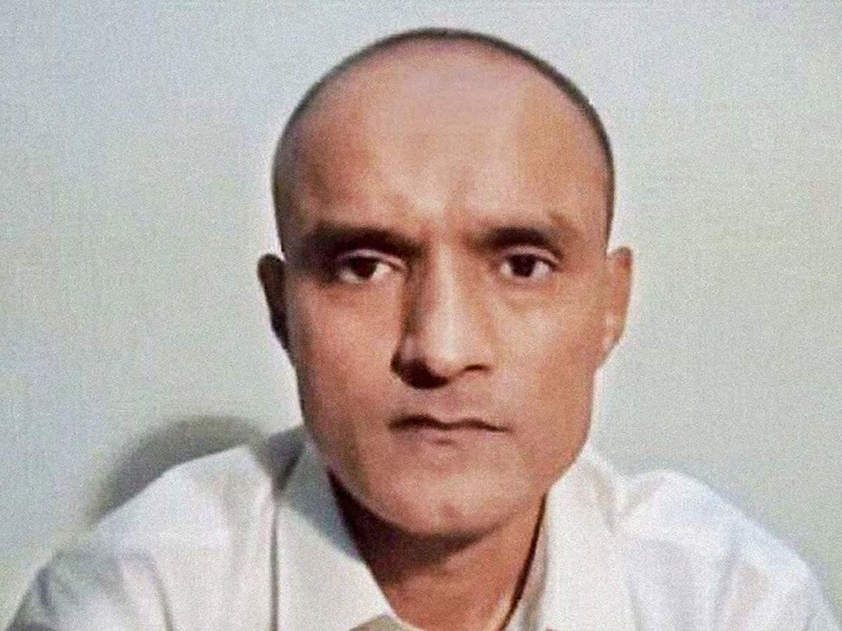 Kulbhushan Jadhav ez