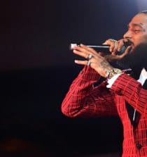 Nipsey Hussle Rapper and Songwriter