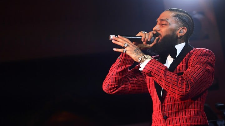 Nipsey Hussle American Rapper and Songwriter
