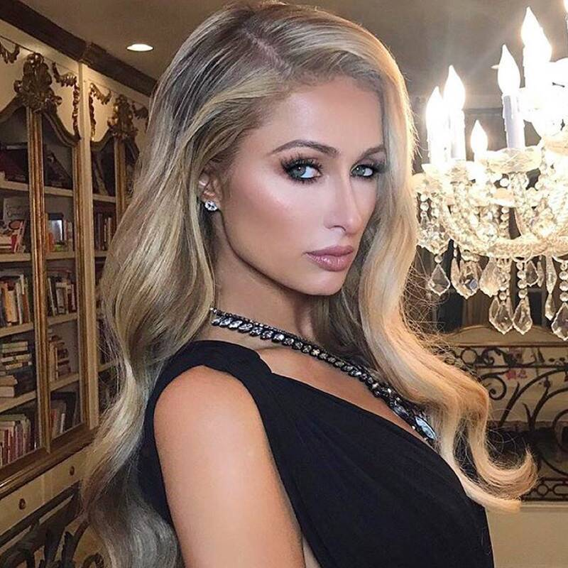 Paris Hilton American Actress