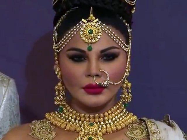 Rakhi Sawant ew