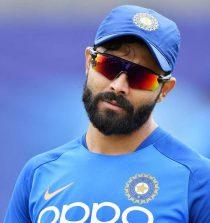 Ravindra Jadeja Cricketer