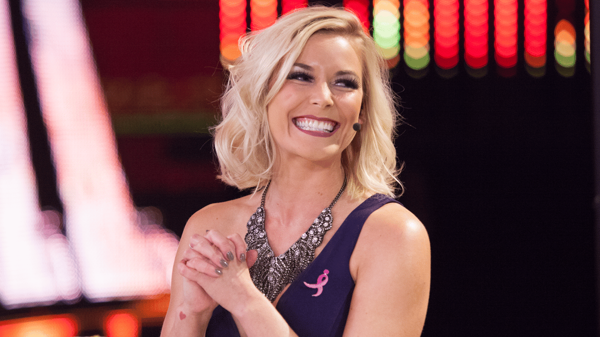 Renee Young  Canadian Sports Broadcaster