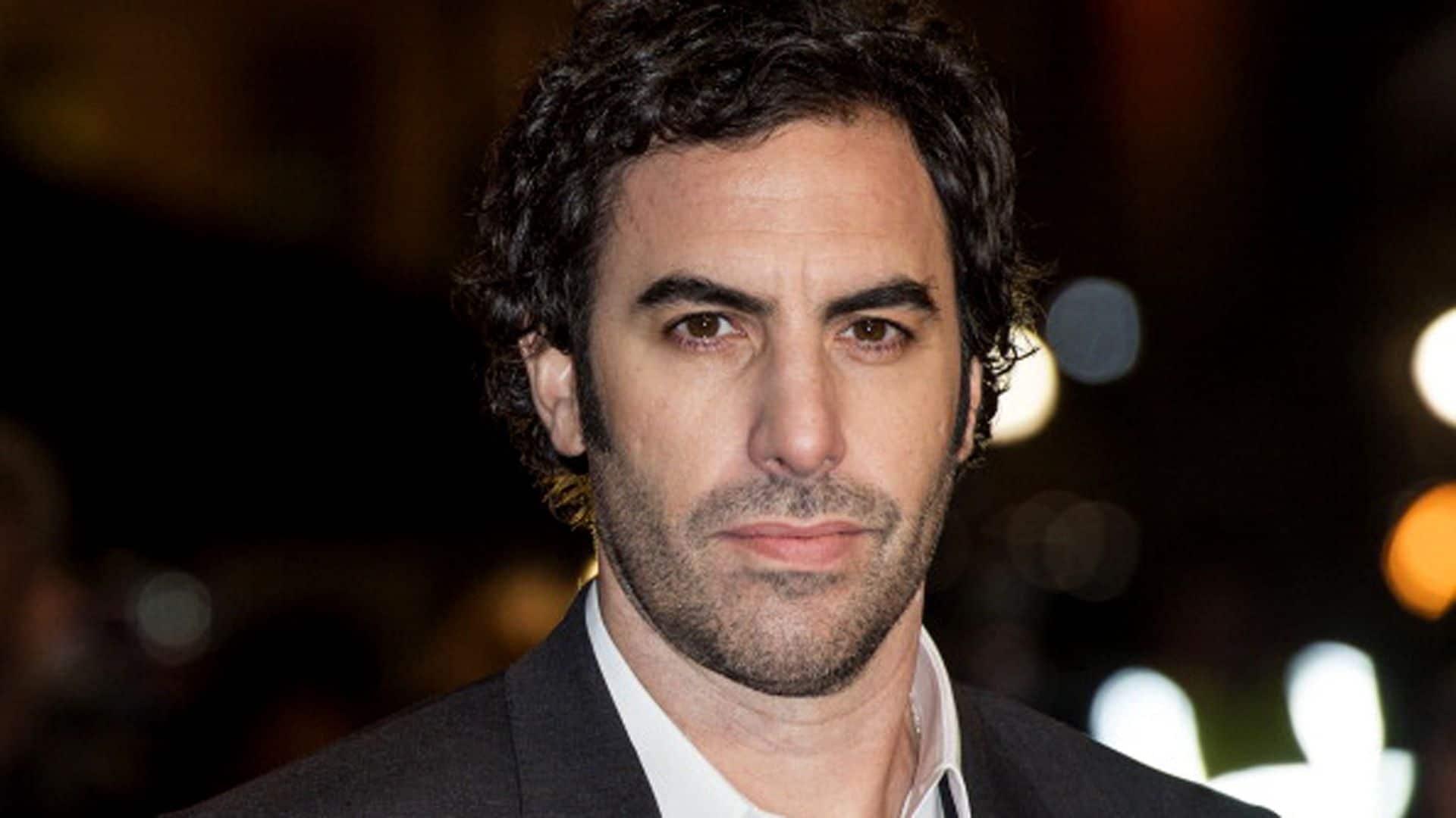 Sacha Baron Cohen British Actor