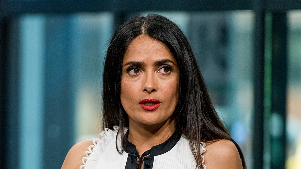 Salma Hayek American, Mexican Actress, Director, Producer