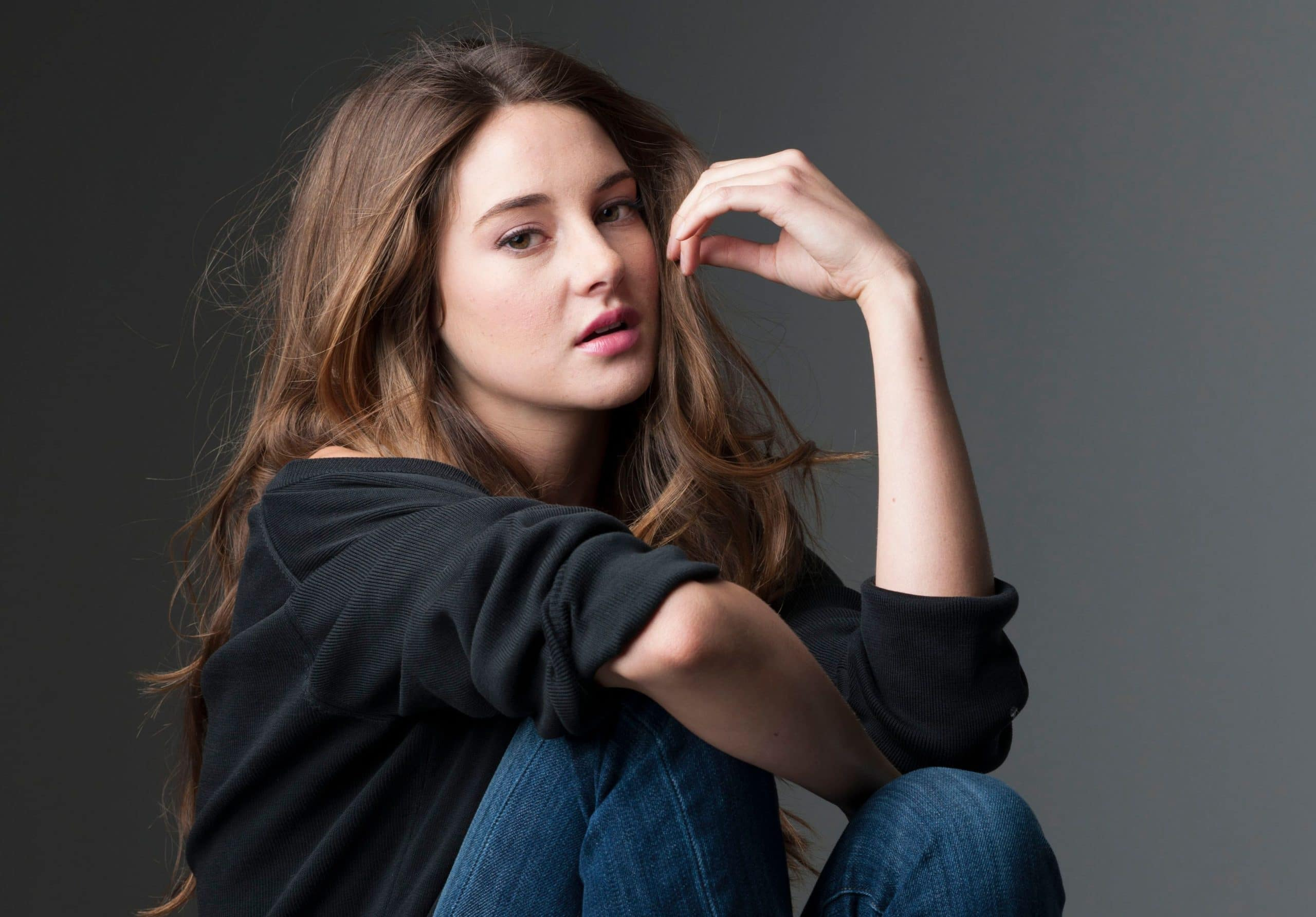Shailene Woodley American Actress