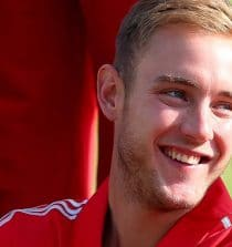 Stuart Broad Cricketer