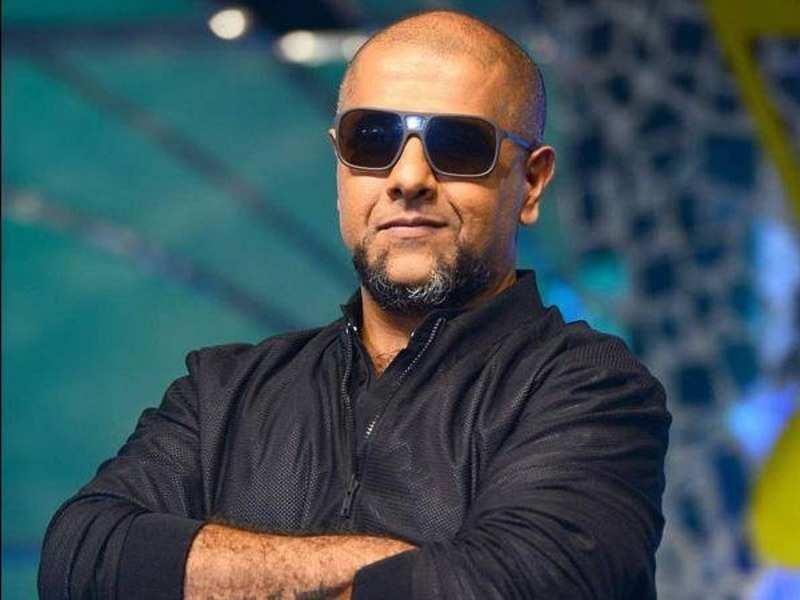 Vishal Dadlani Indian Music Director, Singer