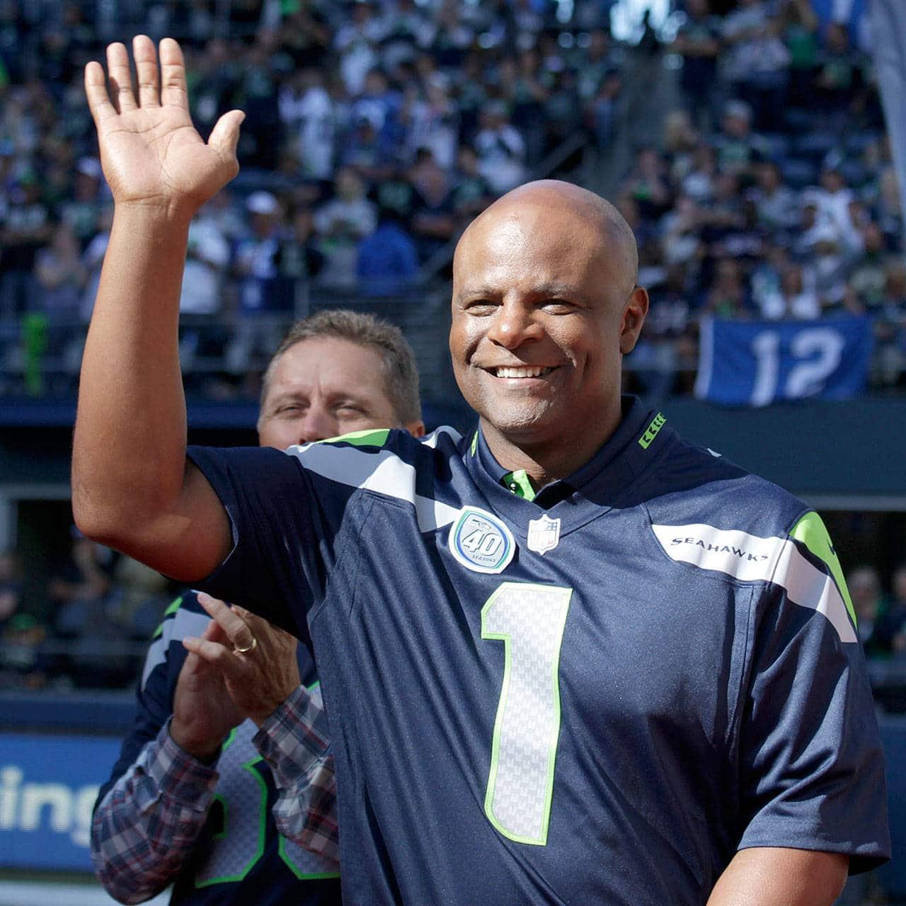 Warren Moon American Football Quarterback