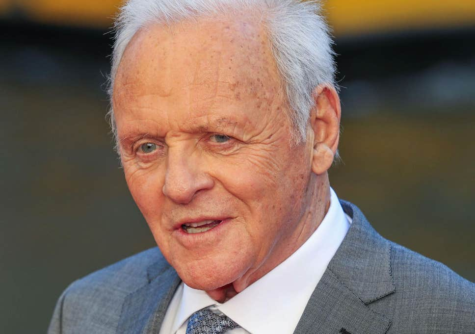 Anthony Hopkins Welsh Actor