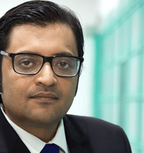 Arnab Goswami Journalist, News Anchor