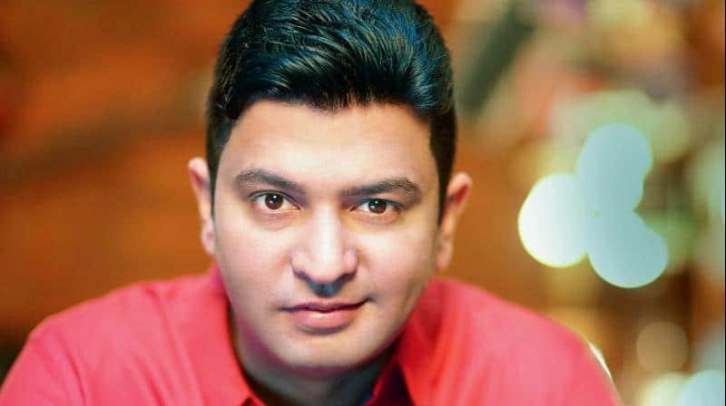 Bhushan Kumar Indian Music Producer