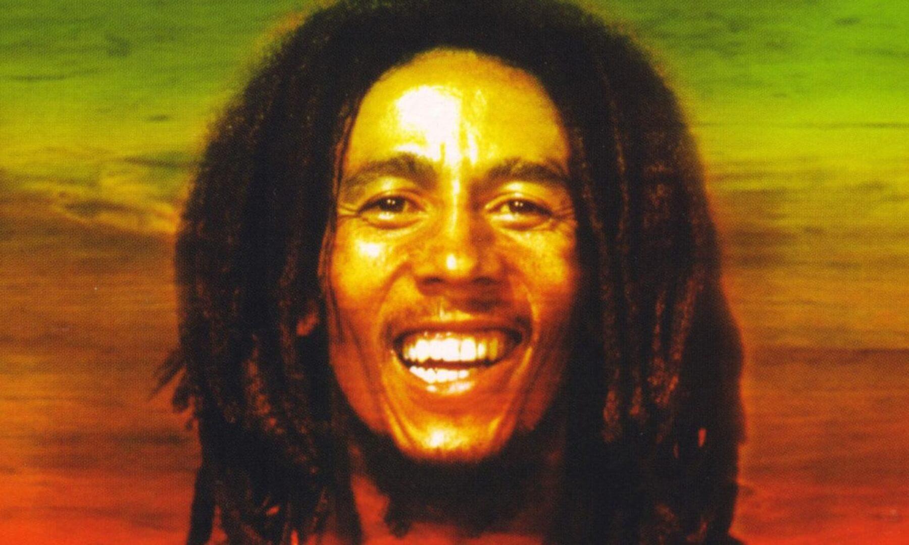 Bob Marley Jamaican Singer