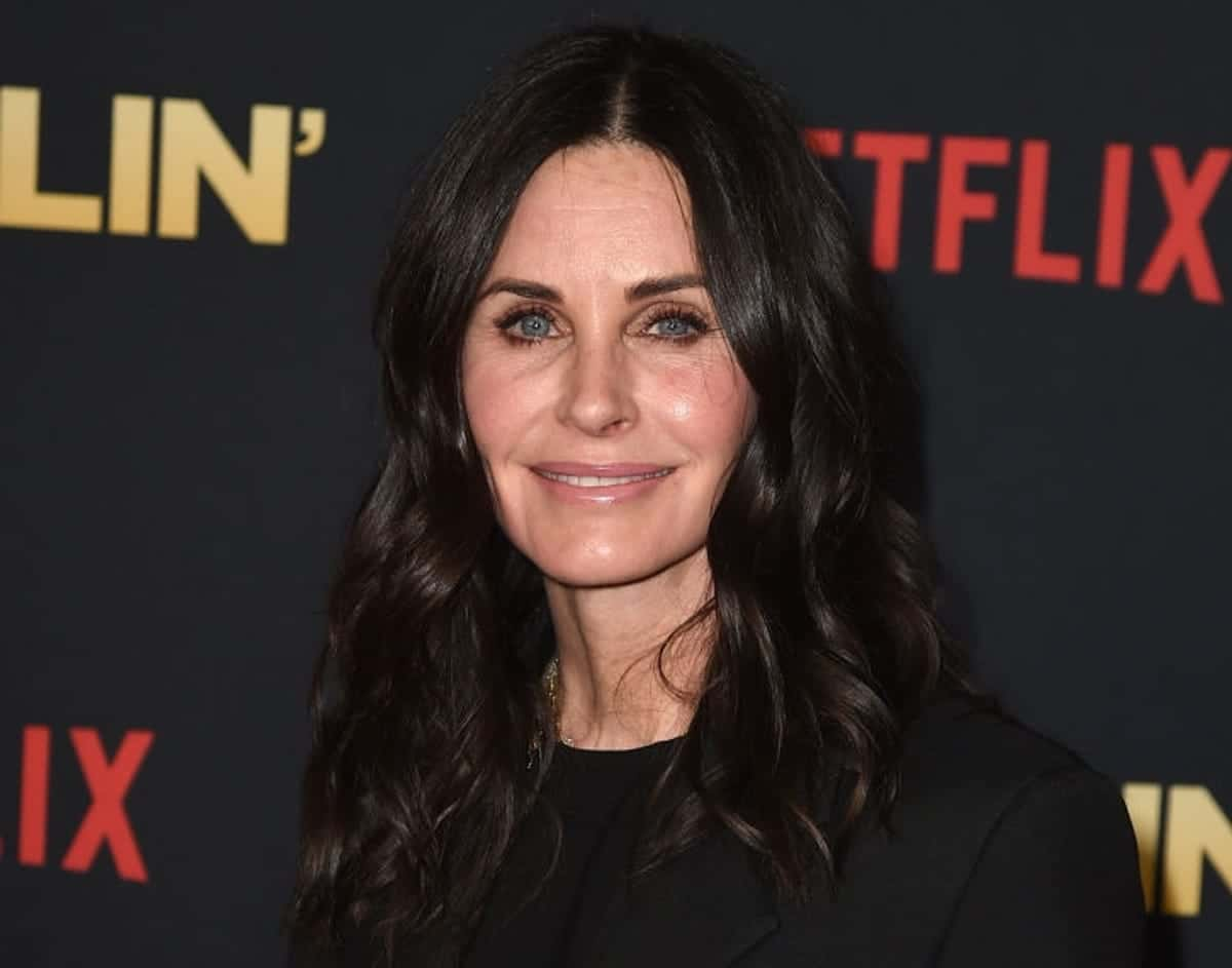 Courtney Cox American Actor