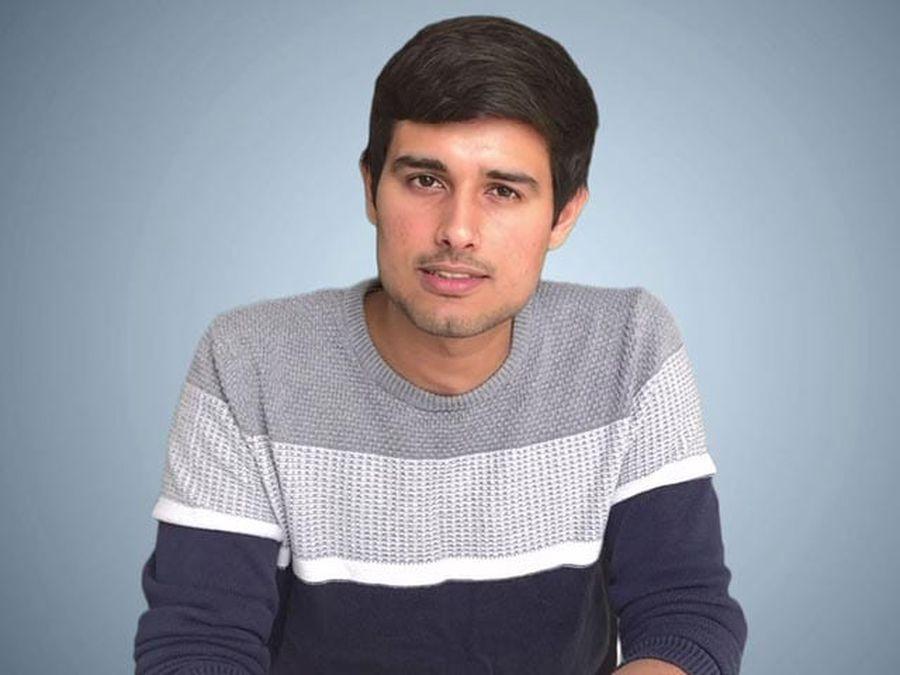 Dhruv Rathee Indian YouTuber