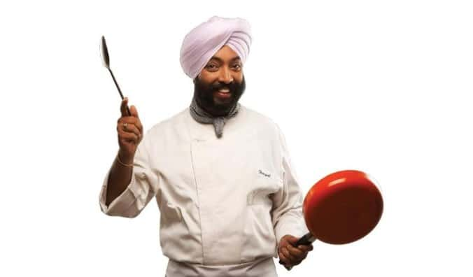 Harpal Singh Indian Chef
