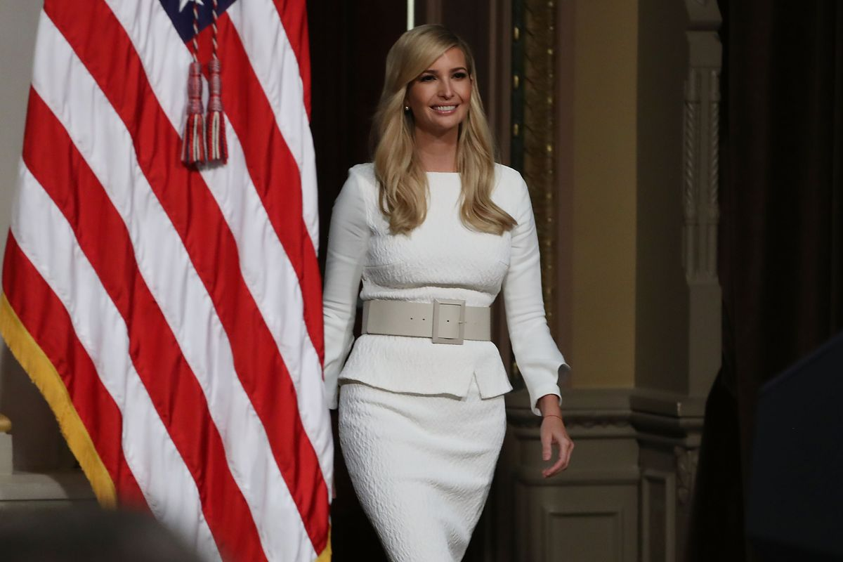 Ivanka Trump American Entrepreneur, Real State Developer, Model, Writer