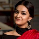 Keerthy Suresh Indian Actress, Model