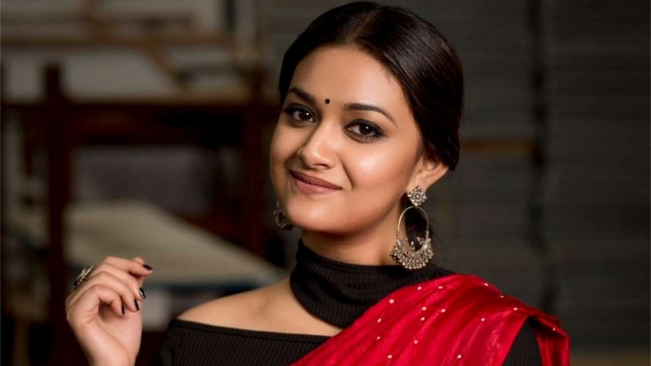 Keerthy Suresh Indian Actress, Model
