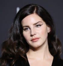 Lana Del Rey. Singer