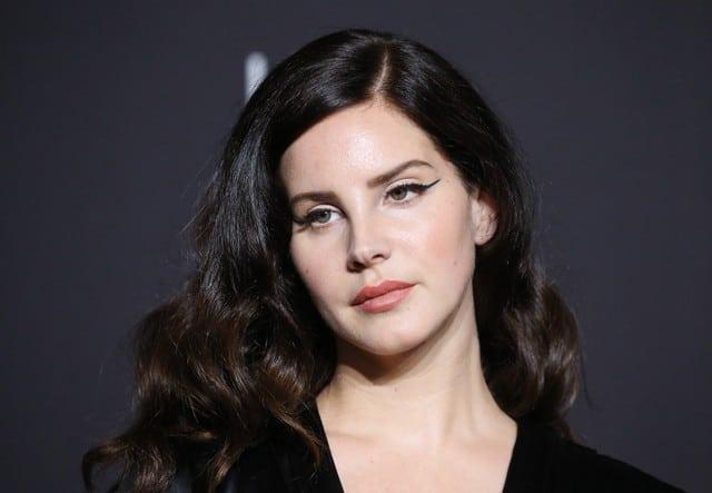 Lana Del Rey. American Singer