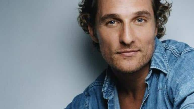 Matthew McConaughey American Actor