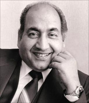 Mohammed Rafi Indian Playback Singer
