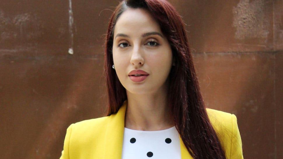 Nora Fatehi Canadian Actress