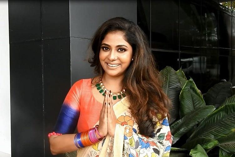 Poornima Indrajith Indian Actress