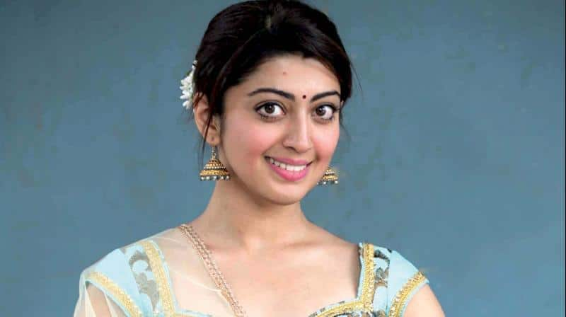 Pranitha Subhash Indian Actress