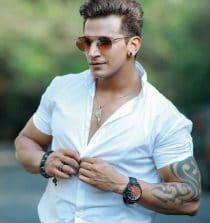 Prince Narula Model, Actor