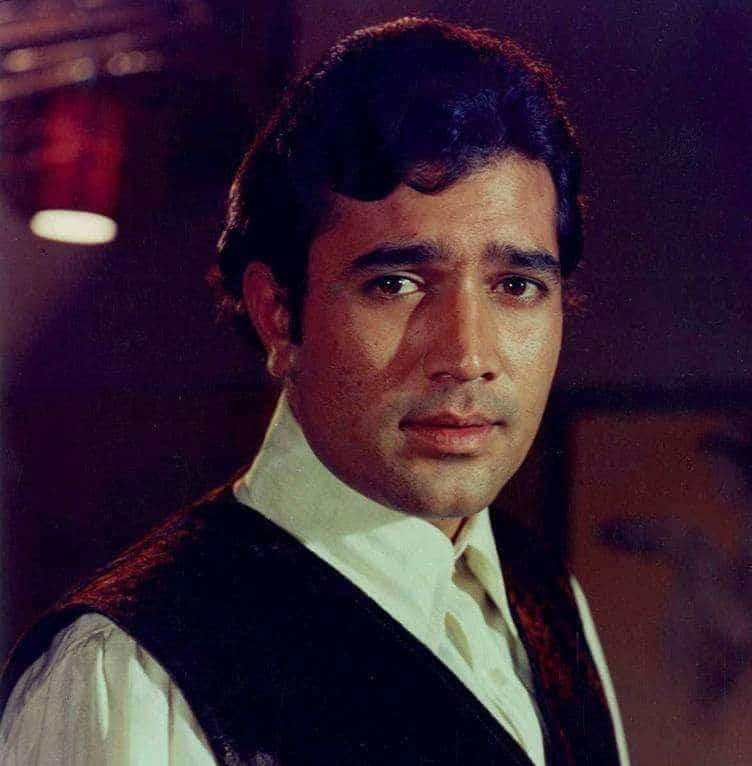 Rajesh Khanna Indian Actor