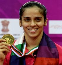 Saina Nehwal Badminton Player