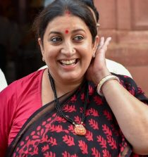 Smriti Irani Actress, Politician