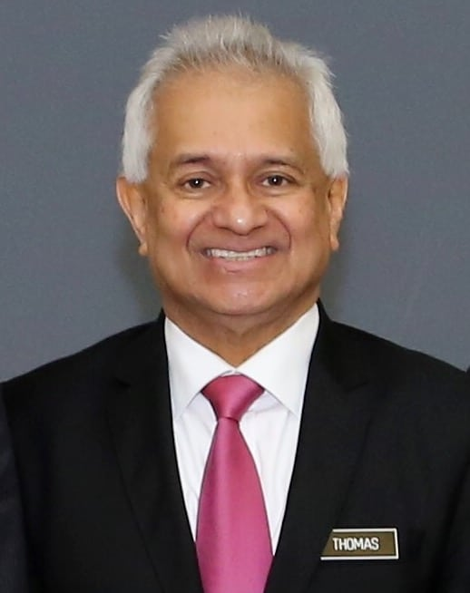 Tommy Thomas Malaysian Malaysian lawyer
